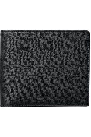 A.P.C. . New London Wallet - Noir