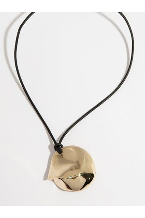 FARIS Medaille Necklace - Bronze