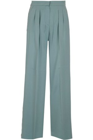 Max Mara WOMEN'S 11310311600033 LIGHT SILK PANTS