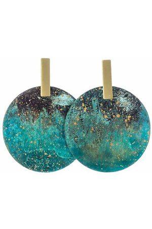 Sibilia Women Earrings - Monocycle Forest Earrings