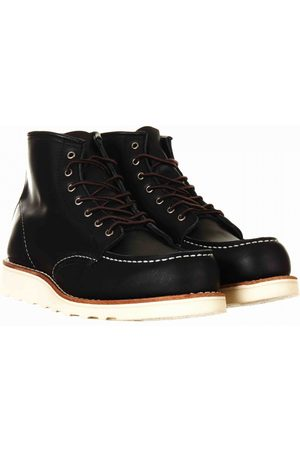 """Red Wing Women's 3373 Heritage 6"""" Moc Toe Boot - Boundary Leathe"""