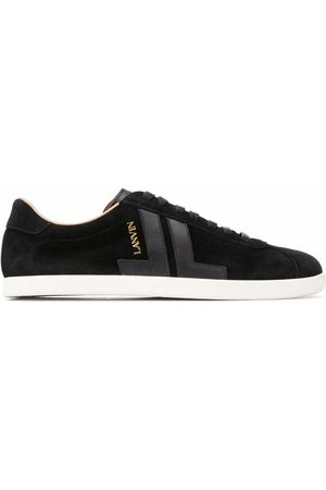 Lanvin Women Sneakers - WOMEN'S FWSKDLONSUNAP2010 LEATHER SNEAKERS