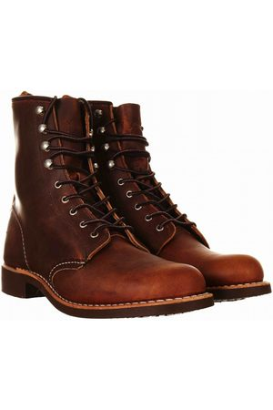 Red Wing Women's 3362 Heritage Silversmith Boot - Copper Rough & Tough