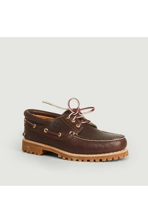 Timberland Men Footwear - Boat shoes Authentics 3 Eye Classic Lug