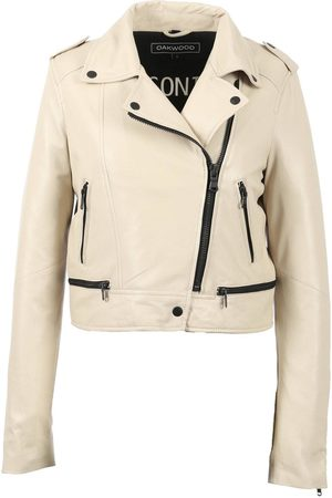 Oakwood Yoko Leather Biker