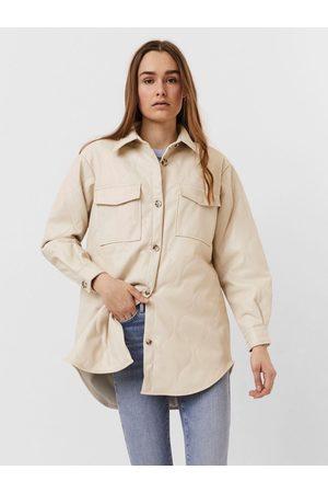 Vero Moda Women Jackets - Duffy Jacket-Oatmeal