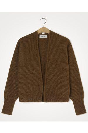 American Vintage East Khaki Cardigan
