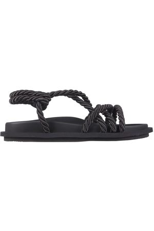 Msgm WOMEN'S 3042MDS21701899 OTHER MATERIALS SANDALS