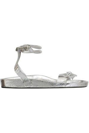 Isabel Marant WOMEN'S SD073621E008S081SI OTHER MATERIALS SANDALS