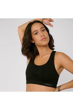 Organic Basics Women Sports Bras - SilverTech Active Workout Bra