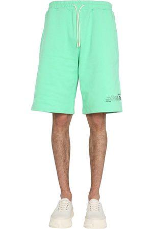 Msgm Men Shorts - MEN'S 3040MB7021711931 OTHER MATERIALS SHORTS