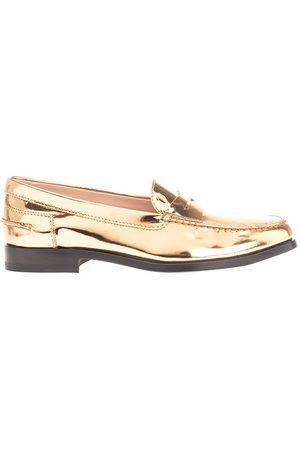 Tod's Women Loafers - WOMEN'S XXW16C00011PL8G204 LEATHER LOAFERS