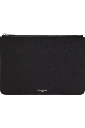 Maison Margiela Grained Leather Pouch