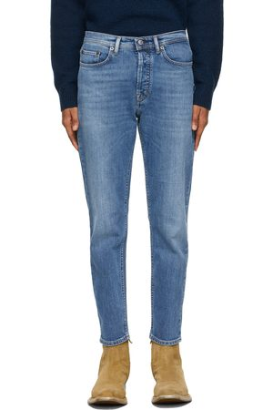 Acne Studios Faded Slim Tapered Jeans