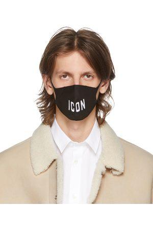 Men Scarves - Dsquared2 'Icon' Mask