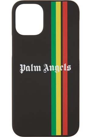 Palm Angels Multicolor Stripe iPhone 12 Mini Case