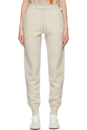 Loewe Off-White Cashmere Track Trousers