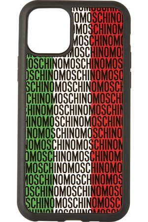 Moschino Black Italian Logo iPhone 11 Pro Case