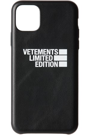 VETEMENTS 'Limited Edition' Logo iPhone 11 Pro Max Case