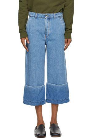 Loewe Denim Fisherman Jeans
