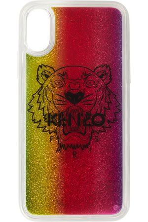 Phone Cases - Kenzo Multicolor Glitter Tiger iPhone X/XS Case