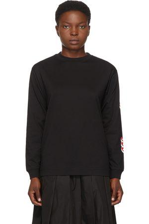 Women Long Sleeve - Moncler Logo Long Sleeve T-Shirt