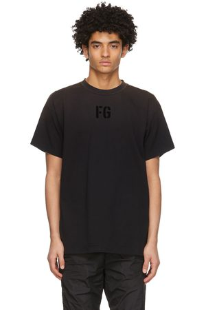 Men Short Sleeve - Fear of God 'FG' T-Shirt