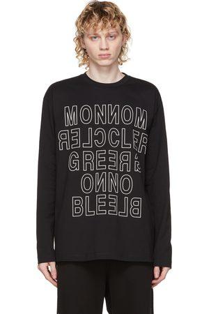 Moncler Grenoble Logo Long Sleeve T-Shirt