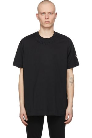 Givenchy Oversized Embossed Chain T-Shirt
