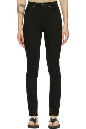Totême Black Skinny Jeans