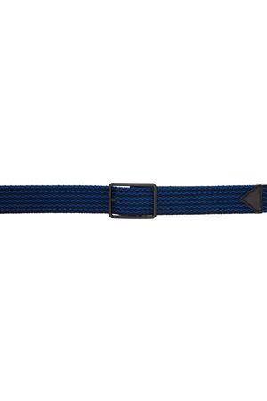 Bottega Veneta & Blue Woven Belt