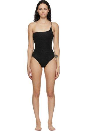 Oséree One-Shoulder Lumière One-Piece Swimsuit