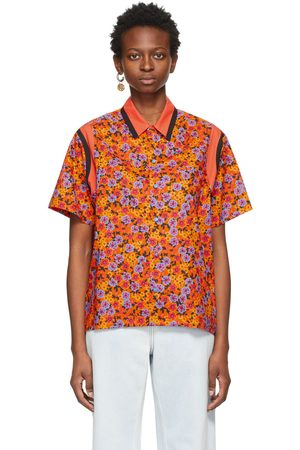 Marni Multicolor Pop Garden Short Sleeve Shirt