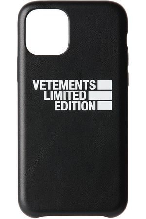 Phone Cases - VETEMENTS 'Limited Edition' Logo iPhone 11 Pro Case