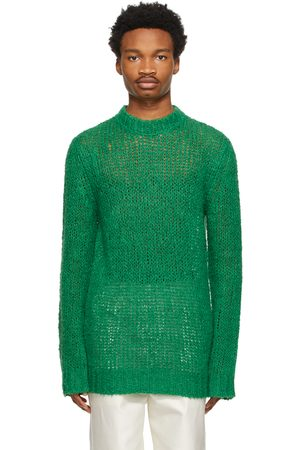 Jil Sander Linen Sweater