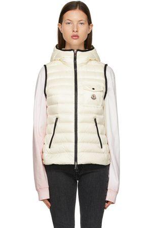 Moncler Down Glyco Hooded Vest