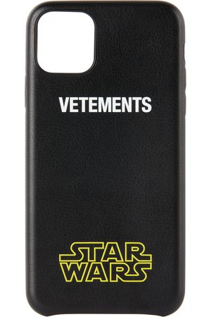 Phone Cases - VETEMENTS Star Wars Edition Logo iPhone 11 Pro Max Case
