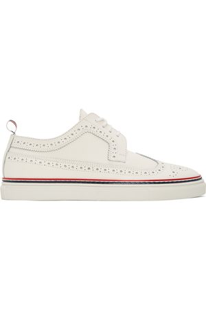 Thom Browne Off- Cupsole Longwing Brogues