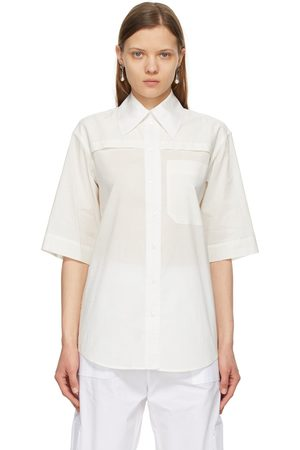 Women Short sleeves - Julia Jentzsch Off- Batiste Short Sleeve Shirt