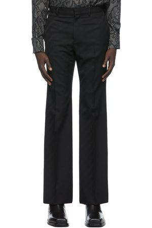 Men Formal Trousers - Givenchy 90s Fit Trousers