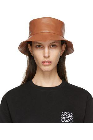 Loewe Tan Fisherman Bucket Hat