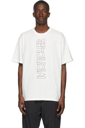 Men Short Sleeve - Moncler Grenoble Off- Logo T-Shirt