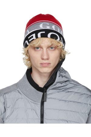 Y/Project Reversible & Grey Canada Goose Edition Wool Beanie