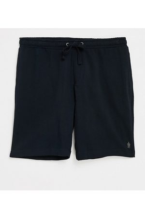 French Connection Men Shorts - Plus jersey short