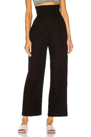 Alaïa Tailored Pant in Noir