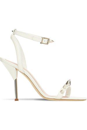 Alexander McQueen 90mm Leather Sandals
