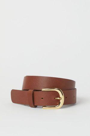 H&M Women Belts - Leather belt