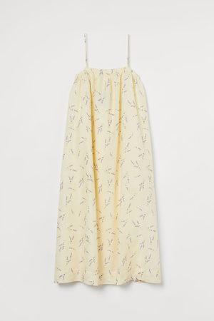 H&M Linen-blend dress