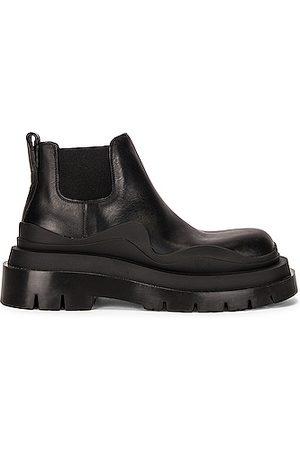 Bottega Veneta The Tire Ankle Boots in