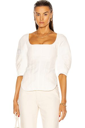 Stella McCartney Women Tops - Fiona Top in Cream